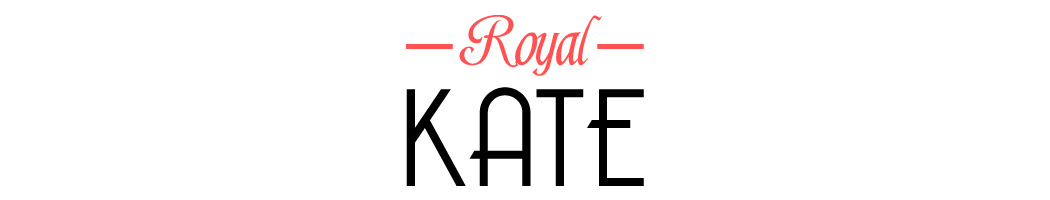 RoyalKate – Tutto su Kate Middleton - Il primo blog italiano dedicato a Kate Middleton