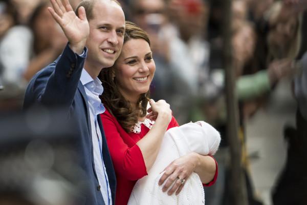 UK: Birth of Royal Baby