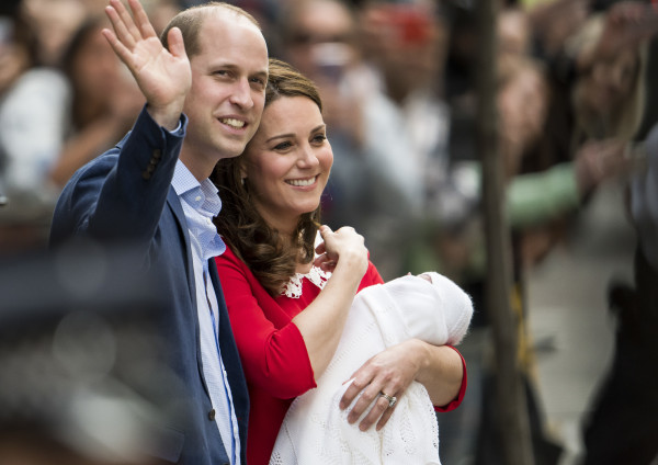 UK: Birth of Royal Baby